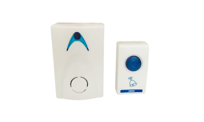 Mini Led Wireless Household Sensors Chime Doorbell Remote Control