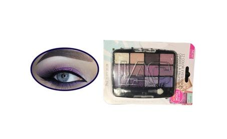 12 Rich Intense Colors Eyeshadow Palette For Perfect Makeup 2aec802c-ca30-4795-88f3-7cf5e363d11d