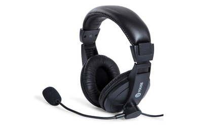 Wired Gaming Headset with Microphone for PS4 PC Xbox One