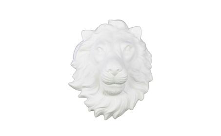 Urban Trend Collection Ceramic Wall Decor Matte Finish White f93c29e6-822a-4035-b373-28543be6336b
