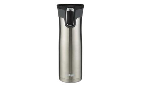 Contigo West Loop Vacuum Insulated Stainless Steel Travel Mug bef008b7-29ea-4cd0-98ec-59a859120795