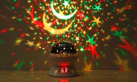 iMounTEK Kids LED Star Night Sky Projection Lamp