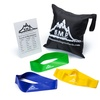 Black Mountain Products Resistance Loop Bands Set of Three
