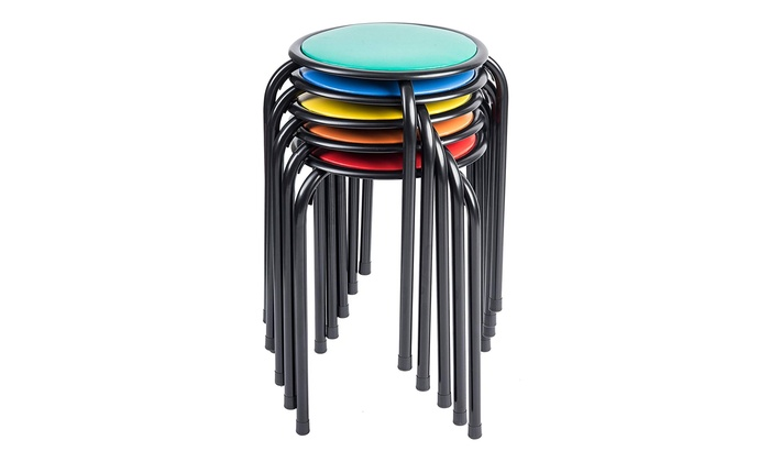 Magnificent Bw 6473 Kids Classroom Home Playroom Padded Stool Camellatalisay Diy Chair Ideas Camellatalisaycom