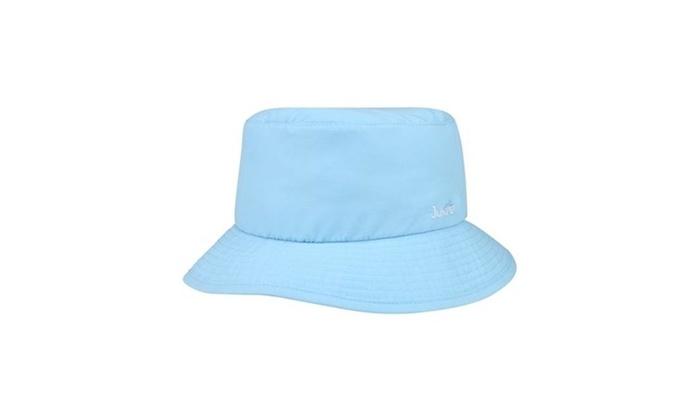 4ca0d7c8f Juniper J7248 Womens Microfiber UV Bucket Hat Baby Blue - Small & Medium