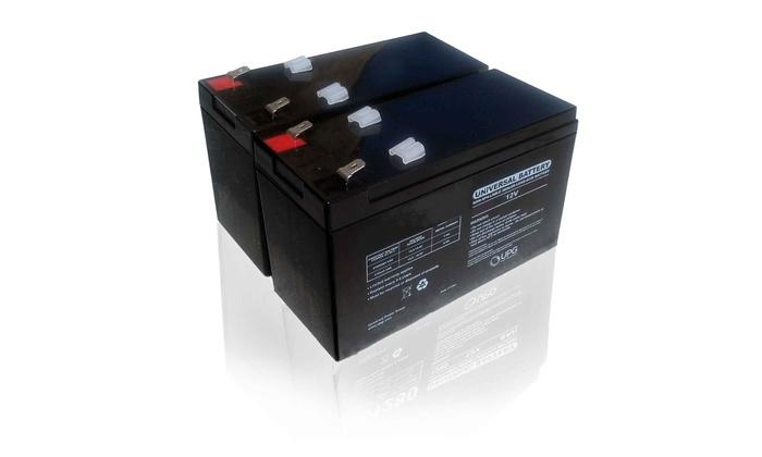 Batteryshackle Dual Group 24 Batteries