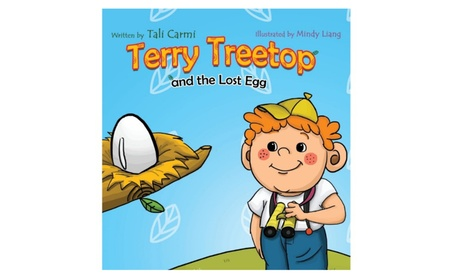 Terry Treetop and the Lost Egg Bedtime story - Paperback 97779973-a72b-4b1f-b481-a2be0b23811b