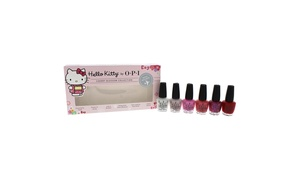 Hello Kitty by OPI Cherry Blossom Mini Collection (6-Piece)
