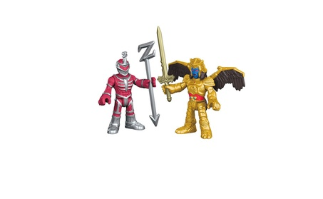 Fisher-Price Imaginext Power Rangers Goldar and Lord Zedd Action Figur 906367ea-c0ed-4f3d-914e-5a3babe568e8