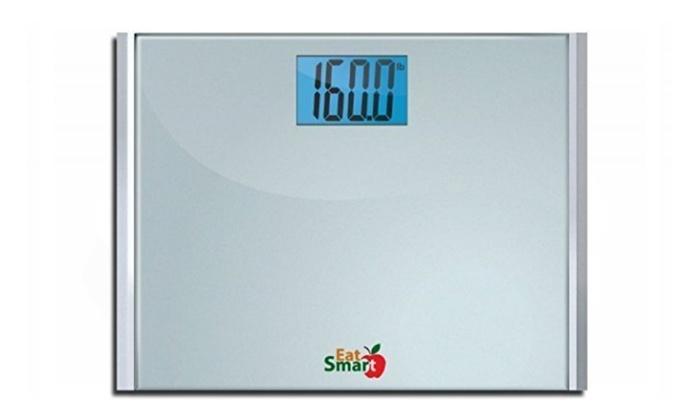 eatsmart precision plus digital bathroom scale - Eatsmart Precision Digital Bathroom Scale