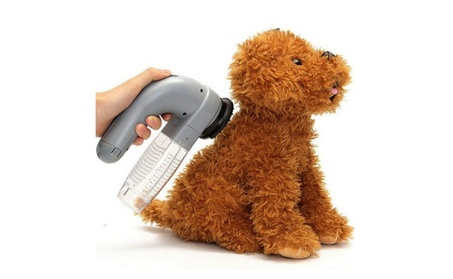 Pet Hair Fur Remover Shedd Grooming Brush Comb Vacuum Cleaner Trimmer 7bddebeb-3542-4a92-8000-873d8f0136d3