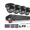 ANNKE 1080P 4CH DVR Security System 4PCS 960P 1.3MP Camera & 1TB HDD