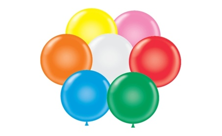 Bag of Balloons - 72 ct. Assorted Color Latex Balloons 80f6bdad-27ae-46b9-80d7-ab95bafc3f3c