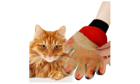 Pet Grooming Glove 64e642cf-5aa7-4feb-b0cb-c078b2a6a1a5