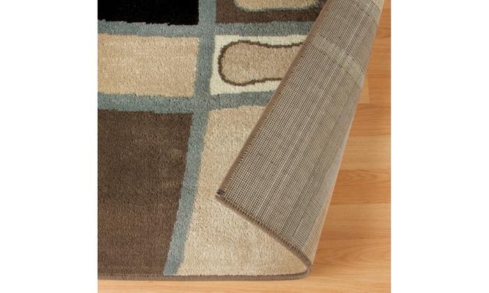 Superior Designer Cobblestone Area Rug Groupon