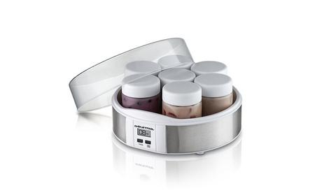 Digital Yogurt Maker/ Ice Cream - 7 Glass Jars photo
