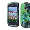 Insten For Samsung Galaxy Centura S738c S730g Discover Case Flower