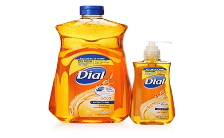 Dial Gold Antibacterial Liquid Soap with Moisturizer, 7.5 Oz Pump Bott 39f15a24-15c4-41f4-ad62-50b3a6d94770
