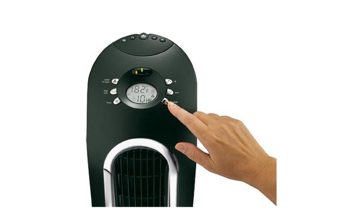Honeywell Fresh Breeze Tower Fan with Remote Control | Groupon