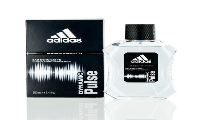 f2a54e3b88f4 Adidas Dynamic Pulse for Men by Coty Eau De Toilette Spray 3.4 Oz