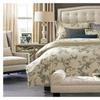 100% Cotton Beige Floral Printing 3-piece Duvet Cover Set F/Q