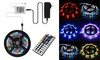 197inches Led SMD Flexible Light Strip Lamp Decoration 44 key Controller
