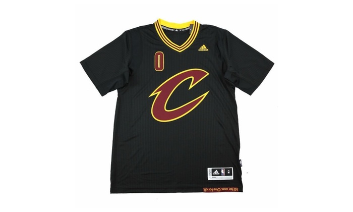 44c8f272436 Kevin Love Cleveland Cavaliers Black Alternate Swingman Jersey | Groupon