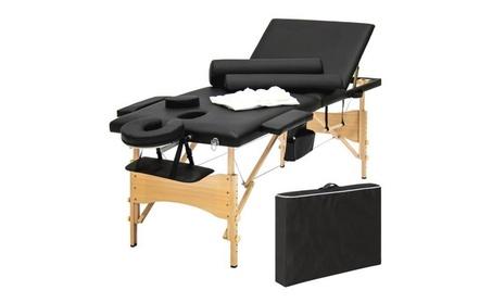 "Portable 84"" Folding Massage Table Bed Set With Cover 259d44f3-9b65-47c2-ba1e-3b4e00dff099"