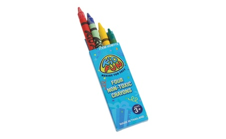 US Toy Company Crayons/4-Bx (20 Packs Of 12) deb9069d-e2c4-49e5-b327-814f5d687a7f