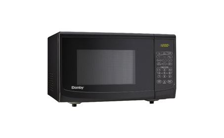 Danby DMW7700BLDB 0.7 cu. ft. Microwave Oven - Black photo