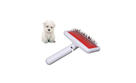 NEW Pet Puppy Dog Cat Hair Grooming Trimmer Flea Comb Gilling Brush 9af88e24-f98c-4363-9858-8e78a58c10c6
