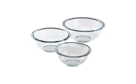 Pyrex Prepware Mixing Bowl Set of 3, 4 and 8 pcs 96ef93a2-cc3f-4ad0-bebe-c0610756a243
