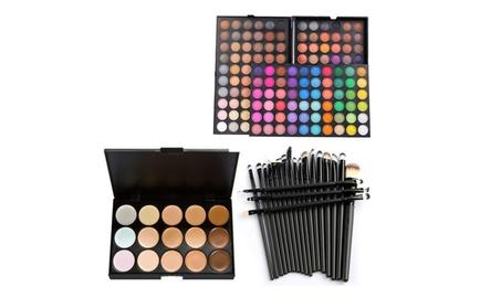 180 Colors Eyeshadow Party Palette Makeup Eye shadow Concealer Bundle 4df3369e-3069-473f-aa39-10cde6921712