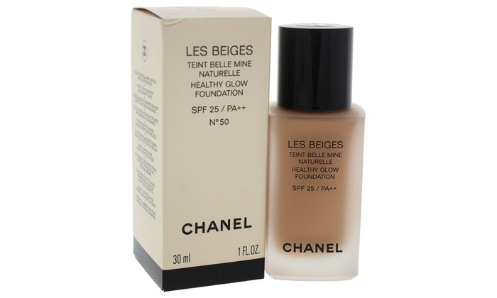 Les Beiges Healthy Glow Foundation SPF 25 - No. 50 by Chanel for Women 60e6971d79