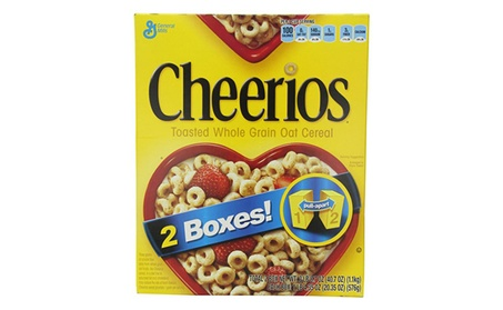 General Mills Cheerios Toasted Whole Grain Oat Cereal 2d1a8978-e064-4eb5-a558-d779f138f5fa