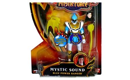 Power Rangers Mystic Force Sound Action Figure Blue Power Ranger cab73336-8447-4e7d-bc95-1c5a9d3e9e6d