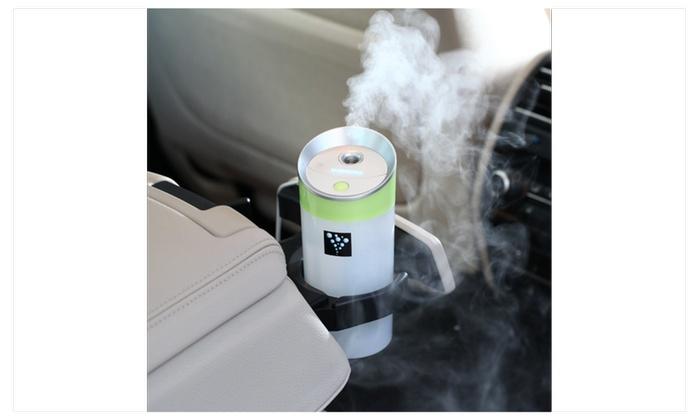 Car Essential Oil Aroma Diffuser