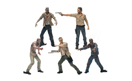 McFarlane Toys Building Sets- The Walking Dead TV Figure Pack 1 aef03862-fd7c-477a-b1e2-eea4605e7f23