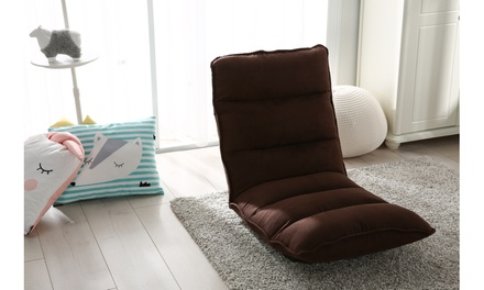 Closeout: Adjustable Foldable Gaming Lounge Chair