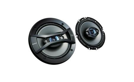 "Sony XS-R1645 6-1/2"" Coaxial Car Speakers (Refurbished) 6a425e88-5997-461a-8258-35f17e24d91b"