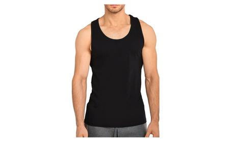 Mechaly Men Basic Activewear Tank Top 100% Cotton d3c7df28-3a51-442e-a77f-e6fb49b821a1