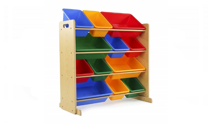 Up To 44 Off On Tot Tutors Kids Toy Storage Groupon Goods