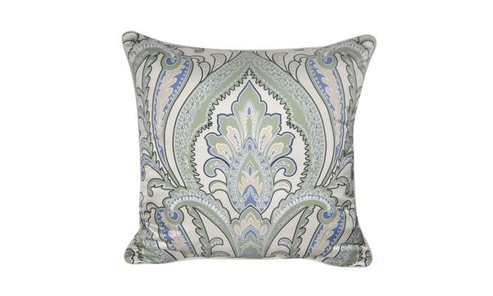 Clickhere2shop: Loom and Mill Home Accessory Satin Decorative Pillow 22 X 22 Inches