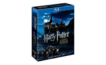 Harry Potter: Complete 8-Film Collection (DVD, 2011, 8-Disc Set) ff928404-be7a-46cd-9195-6aca87183c06