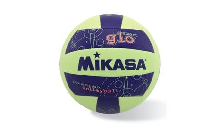 Mikasa SmartGlo Volleyball 40b1157c-d239-476f-a165-02a57a466287