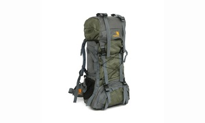 60L Unisex Free Knight Outdoor Waterproof Hiking Camping Backpack at Wmart, plus 6.0% Cash Back from Ebates.
