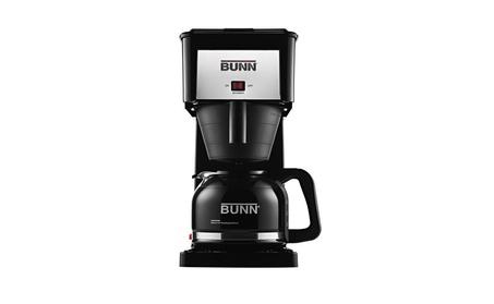 BUNN GRB Velocity Brew 10-Cup Home Coffee Brewer, Black 5fdfc6d6-863b-4d09-a073-519dc082c1ea