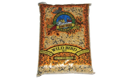 JRK Seed & Turf Supply B202210 10 lbs. Wild Bird Food Mix (Goods Pet Supplies Bird Supplies) photo