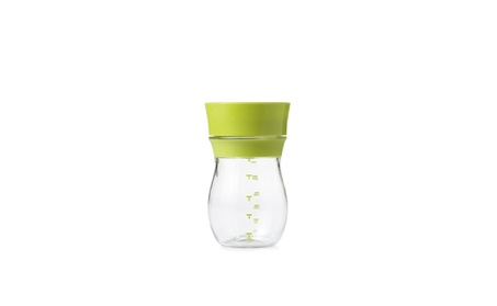OXO Tot Transitions Open Cup Trainer, Green, 9 Ounce 169d1be9-3f7f-43e7-a31c-4a07ac13efc8