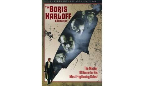The Boris Karloff Collection ca31366d-6294-49b1-981d-637f36e80e30